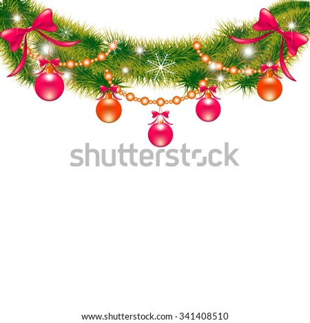 christmas branch #341408510