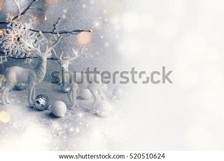 Christmas card. #520510624
