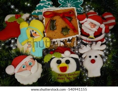 Christmas card #540941155