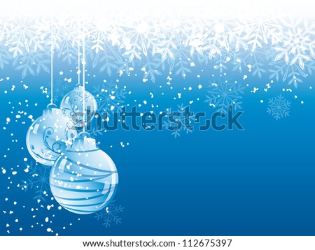 Christmas card. Raster version, vector file id: 111192179