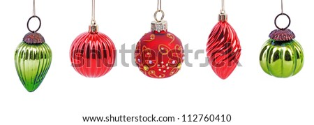 Christmas. Christmas balls on white background. Christmas. Christmas decoration. Christmas. Christmas balls.  Christmas. Christmas balls isolated on white. Christmas. Christmas ball red and green.