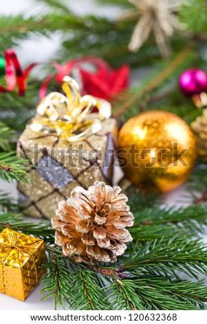 Christmas composition #120632368