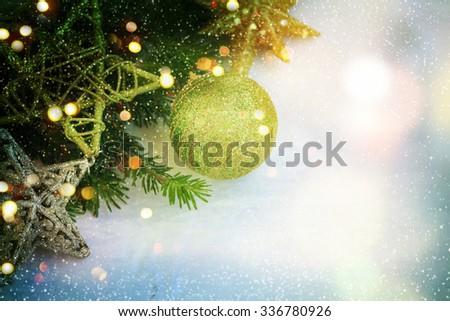 christmas composition #336780926