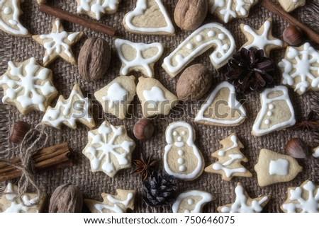 Christmas composition #750646075