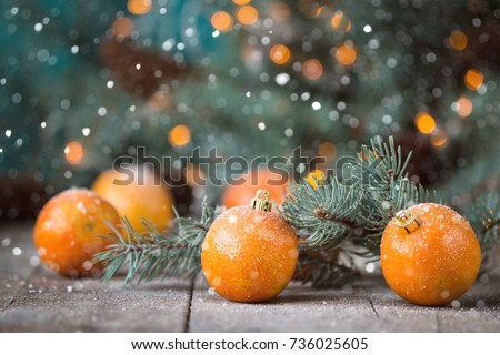 christmas concept with...