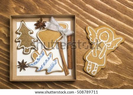 Christmas cookies #508789711