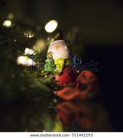 Christmas Decoration #551442193