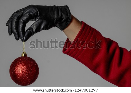 christmas decoration, accessories