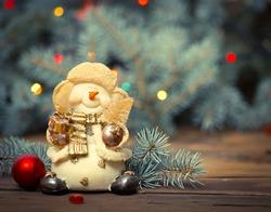 Christmas decoration - snowman