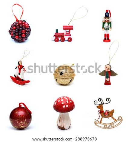 Stock Photo Christmas Decorations