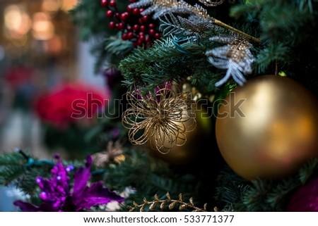 Christmas Decorations #533771377