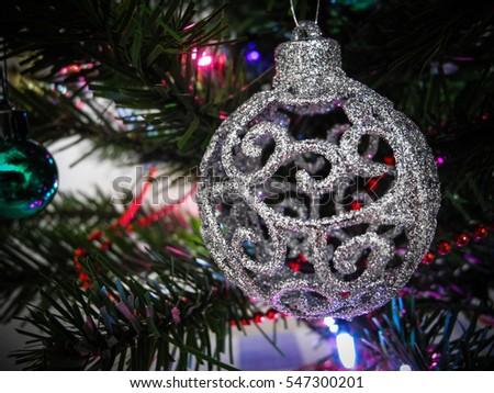 Christmas decorations #547300201