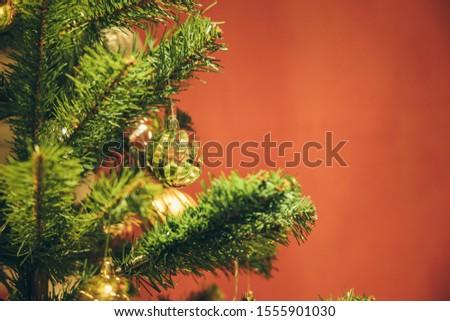 Christmas decorations; Xmas decoration; Xmas background #1555901030