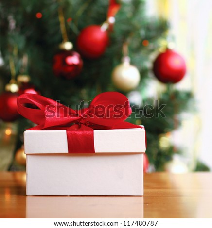 Christmas  gift boxes