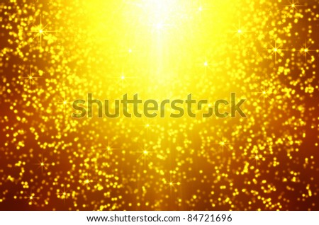 Christmas Glittering background.Holiday - stock photo