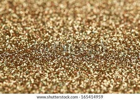 Gold Glitter Vector Gold Glitter Background