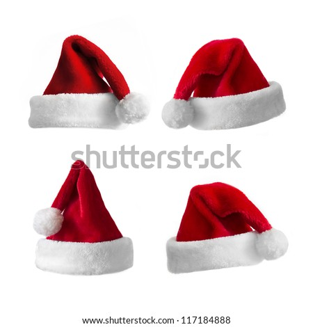 Christmas hat collection