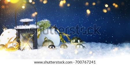 Christmas holiday background #700767241
