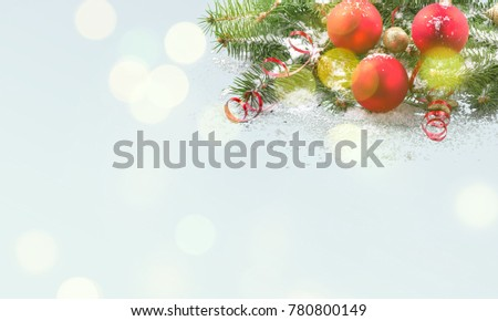 Christmas holiday background #780800149