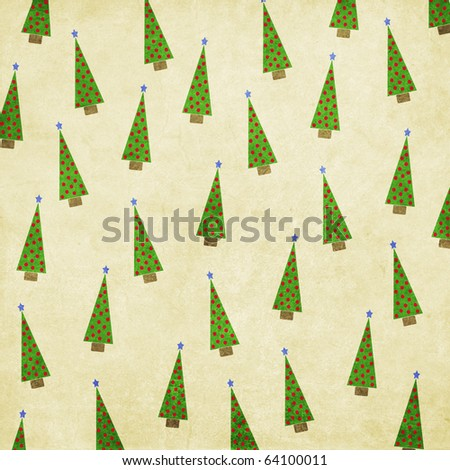 Christmas Holiday Collection Christmas Tree Texture Background