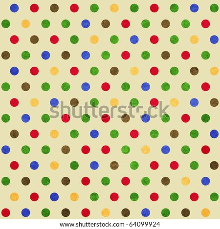 Christmas Holiday Collection Dots Texture Background