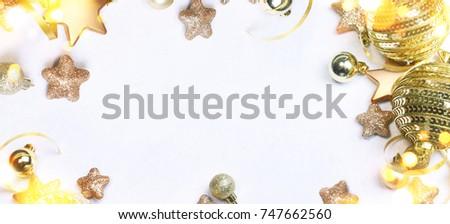 Christmas holiday white background  #747662560