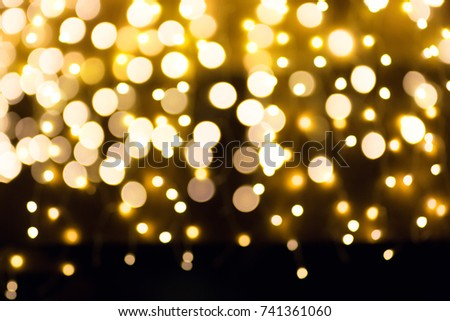 Christmas holidays light background #741361060
