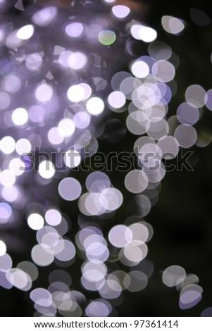 Christmas illumination / Christmas tree