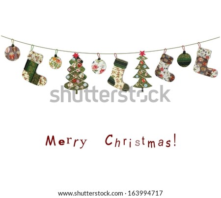 christmas illustration #163994717