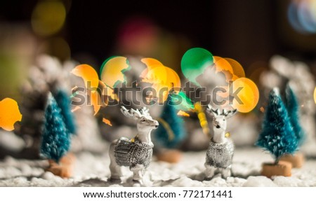 Stock Photo christmas is coming