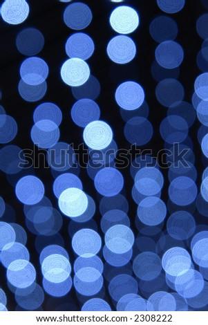 Christmas lights! - stock photo