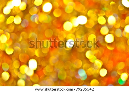 christmas lights background