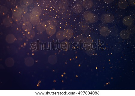 Christmas, New Year, holiday blurred background