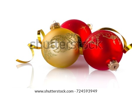 Christmas ornament. #724593949