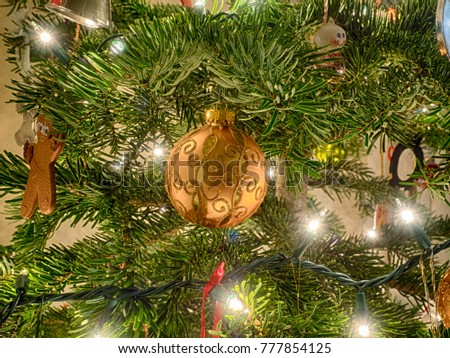 christmas ornaments are decorations usually made of glass metal wood or ceramics