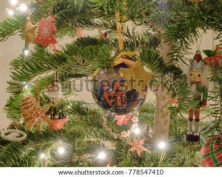 Amazon mama bear rustic metal recycled steel christmas tree