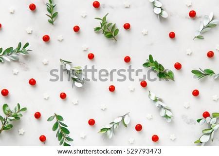 Christmas pattern background #529793473