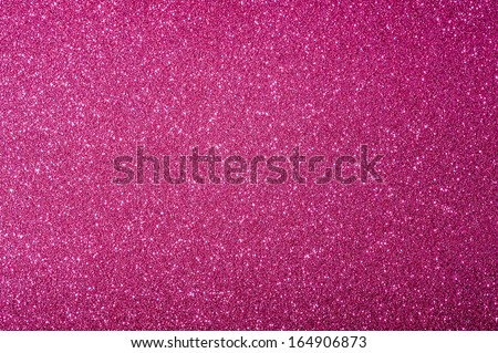 Christmas pink background with glitter