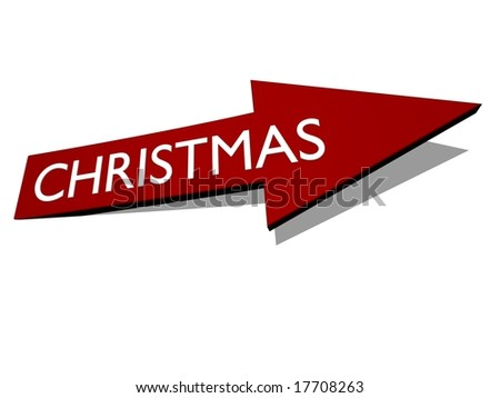 christmas pointer