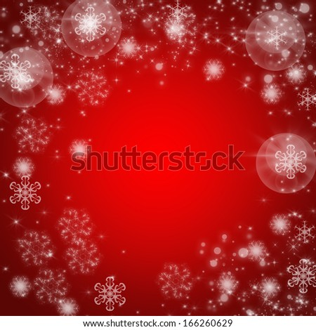 Christmas red background #166260629