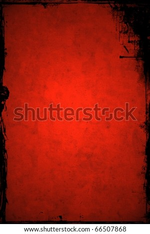 Christmas red grunge background