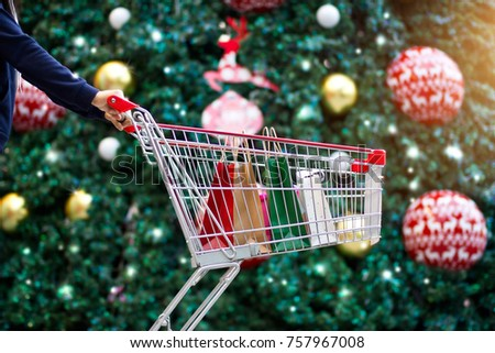 FREE IMAGE: Christmas in Shopping Mall - Libreshot Public ...