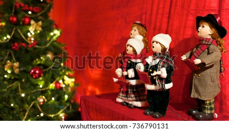 Christmas songs under the tree #736790131