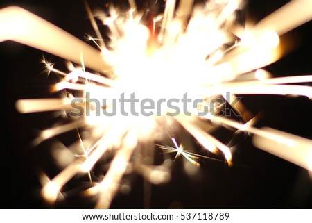 Christmas sparkler  holiday  background for xmas  new year #537118789