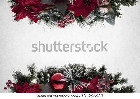 Christmas Stock Card