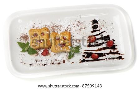 Christmas sweet cookies