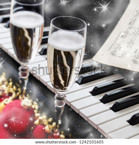 Christmas  Sylvester Concert and Champagne #1242101605