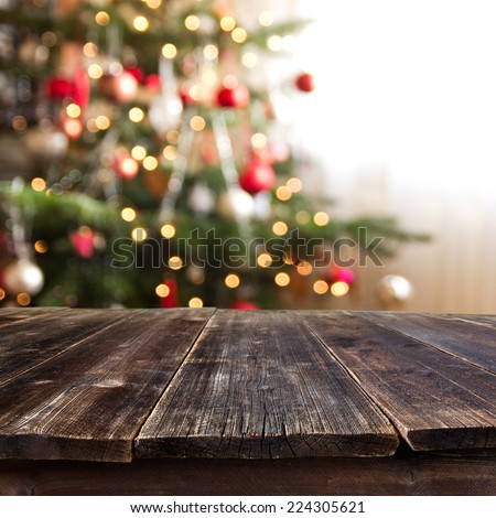 christmas table background #224305621