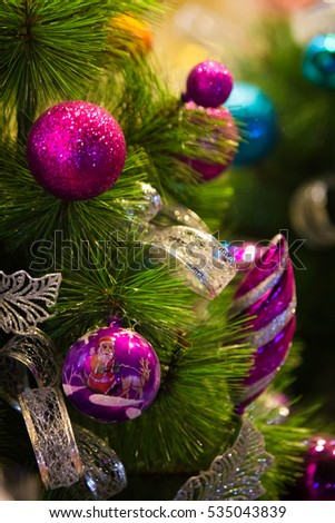 Christmas Tre decoration #535043839