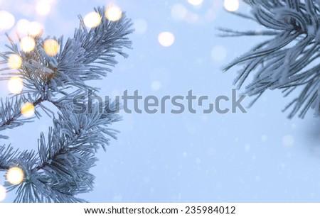 Christmas tree #235984012